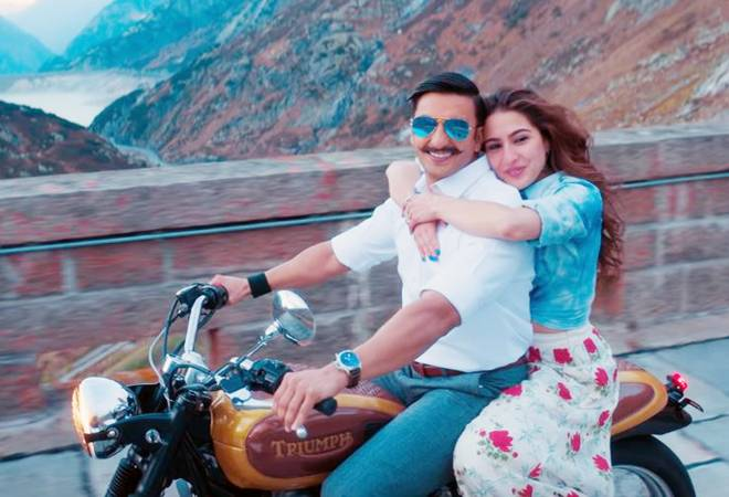 Simmba Box Office Collection Day 1: Ranveer Singh-Sara Ali Khan's film concludes 2018 with a roar