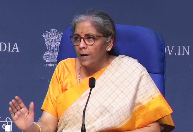Front-load capital expenditure, ensure clearance of MSMEs' dues, FM tells ministries
