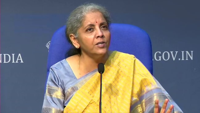 'You didn't stop the guys': FM Nirmala Sitharaman defends woman reporter, leaves everyone in splits
