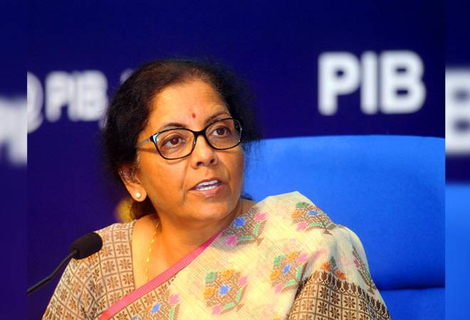 GST Council to take final decision on compensation payout to states Sitharaman