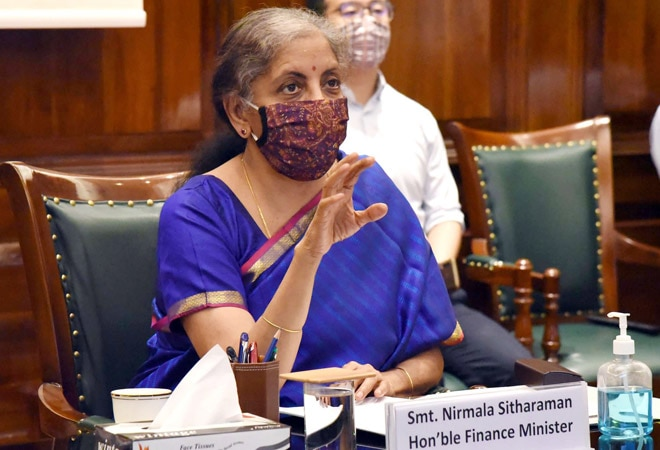 India to assess FY21 GDP contraction soon: FM Sitharaman