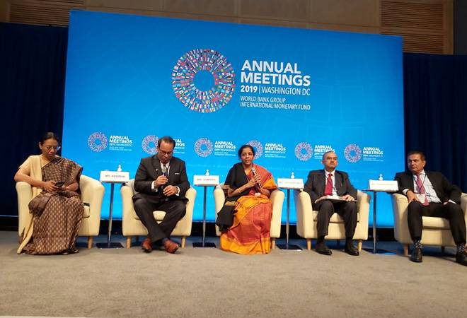 FM Nirmala Sitharaman woos global firms; says no better place to invest than India