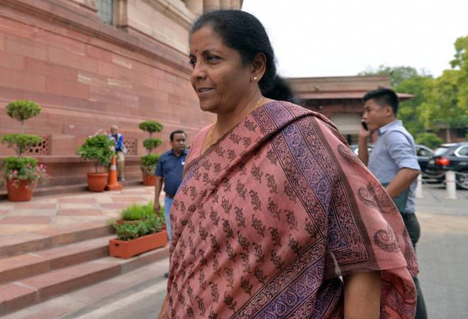 'I condemn this approach': FM Sitharaman says her onions remark taken out of context