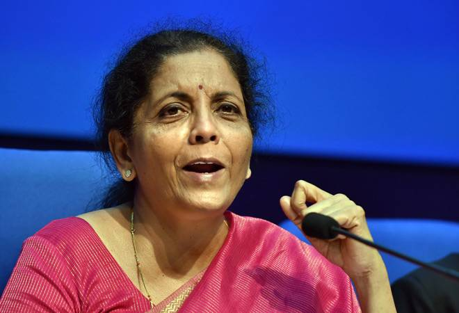 12 global firms evinced interest to shift base from China to India: FM Nirmala Sitharaman