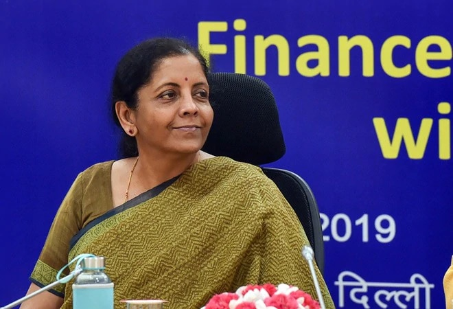 Nirmala Sitharaman donates Rs 1 lakh to PM-CARES Fund