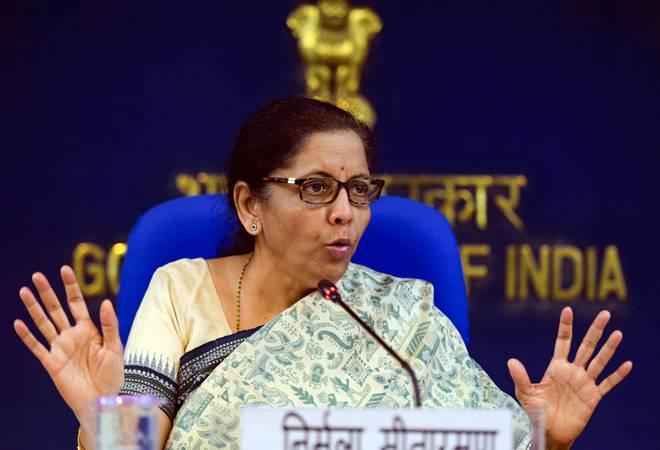 Slashed interest rate needs quick transmission: Nirmala Sitharaman