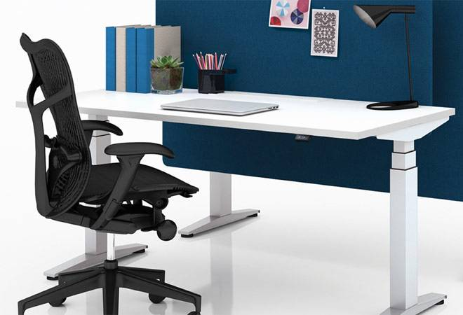 Smart desk, posture corrector and more, top five work from essentials