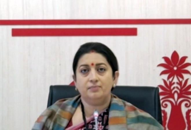 WEF 2021: India faced COVID-19 disruption 'very bravely', says Smriti Irani