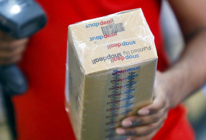 Snapdeal to raise $500 mn from Alibaba, SoftBank and Foxconn, says a report