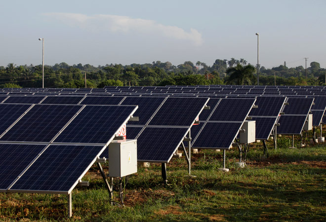 India's first satellite-controlled solar plant opened in Punjab