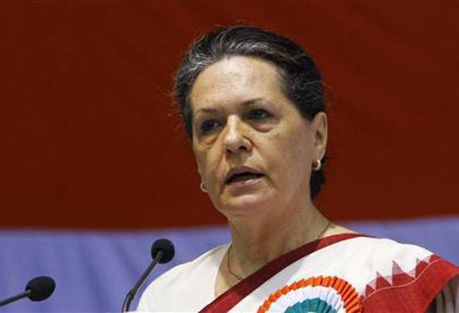Sonia Gandhi blames mismanagement of NDA govt for border crisis with China