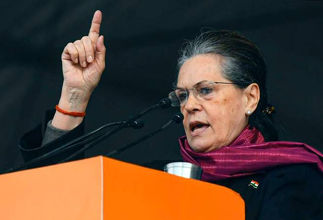 Sonia Gandhi admitted to hospital in Delhi