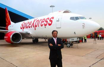 Expects a 'substantial' profit hit from Boeing 737 MAX grounding: SpiceJet chairman