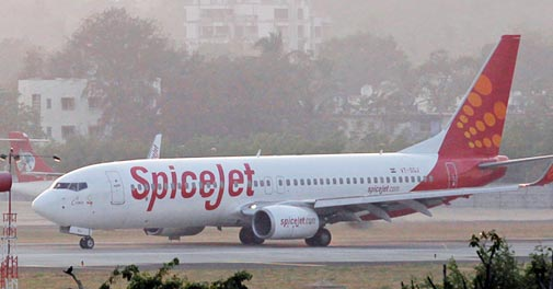 DGCA asks SpiceJet to immediately stop Re 1 ticket offer