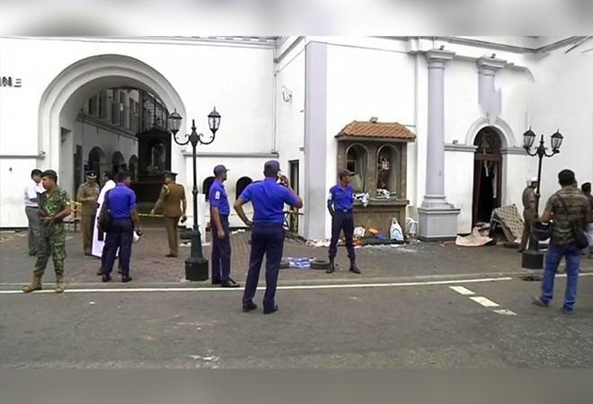 Sri Lanka blasts: Two more explosions rock Colombo hours after serial blasts