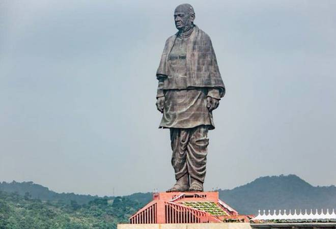 Rs 5.24 cr of Statue of Unity's ticket sale diverted, FIR lodged