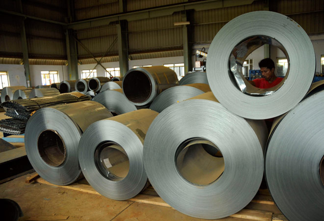 Modi's 'Make in India' push to depend on Chinese steel