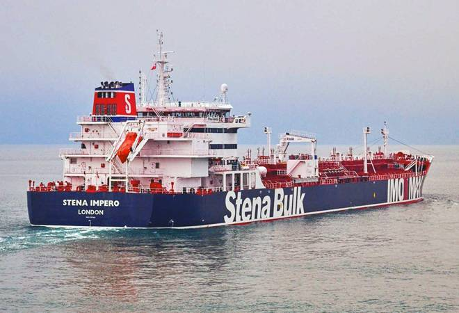 Iran seizes British tanker with 18 Indian on-board, tensions rise in Gulf