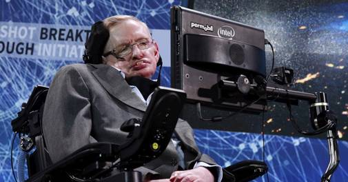 Stephen Hawking's family donates his ventilator to hospital
