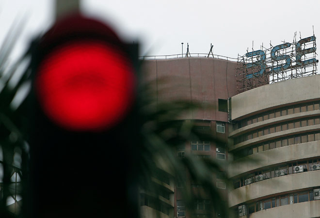 Sensex, Nifty close week in red on profit taking