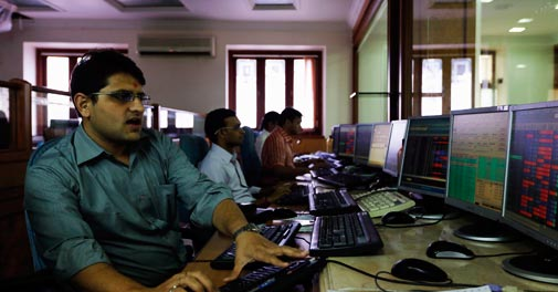 FIIs pour in Rs 32,000 cr in Indian equities in June