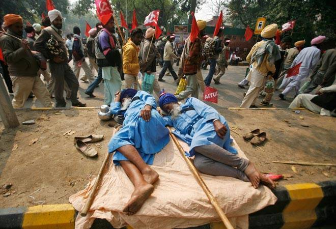 The states that have been hit the hardest in today's 'Bharat Bandh'