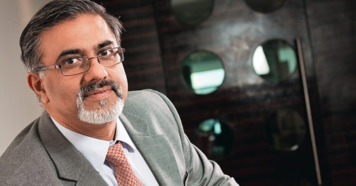 Sunil Chandiramani, Partner and National Leader of Advisory Services at EY