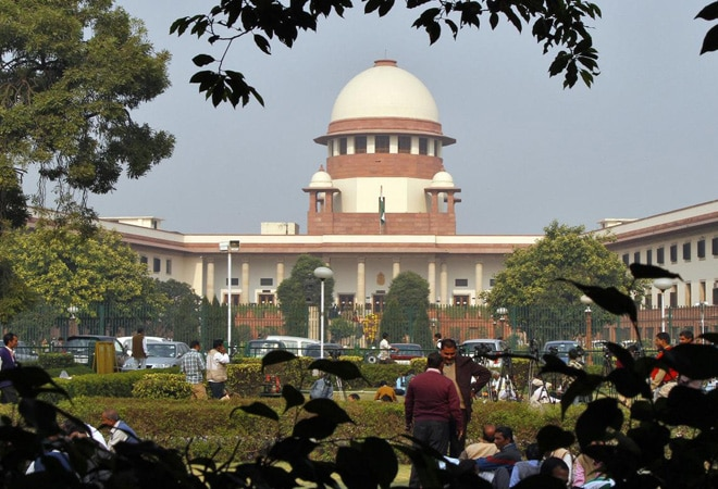 419 posts out of 1080 sanctioned posts for judges in high courts, Supreme Court vacant