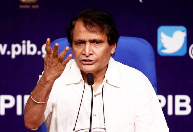 Government awaits for DIPP's approval to release the new e-commerce policy: Suresh Prabhu