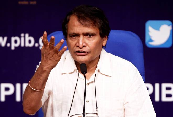 Jet Airways crisis: No govt intervention in commercial matters of airlines, says Suresh Prabhu