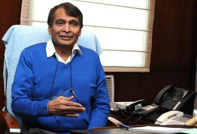 17 states have agreed to form joint ventures with Railways: Suresh Prabhu