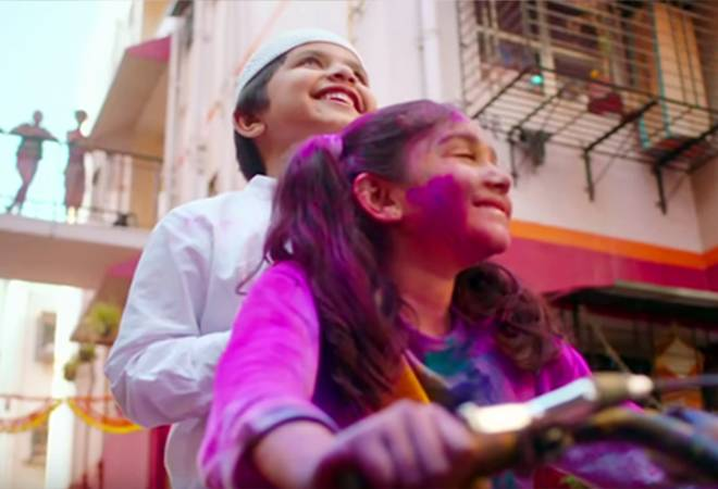 Detergent brand Surf Excel faces backlash for its new Holi ad with Hindu girl, Muslim boy