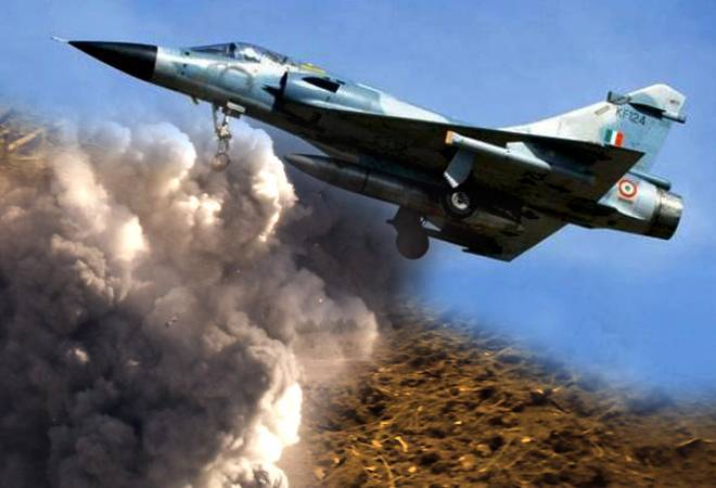 Indian Air Force attacks Pakistan terror camps: Watch video