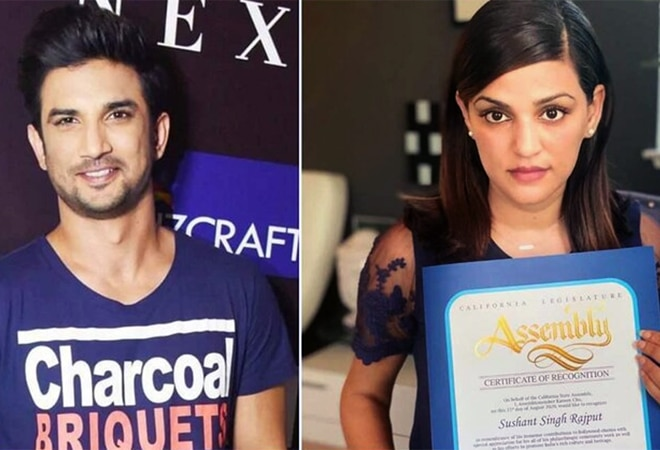 Sushant Singh Rajput honoured: California State Assembly recognises late actor for contribution to cinema