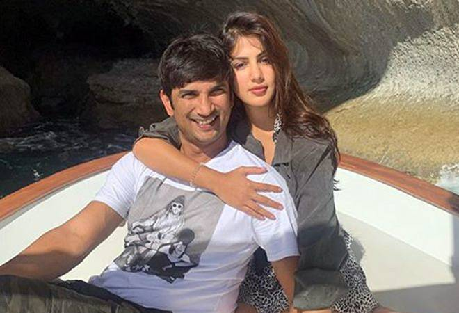 Rhea Chakraborty shares Sushant Singh Rajput's diary page; claims she only has one belonging of late actor