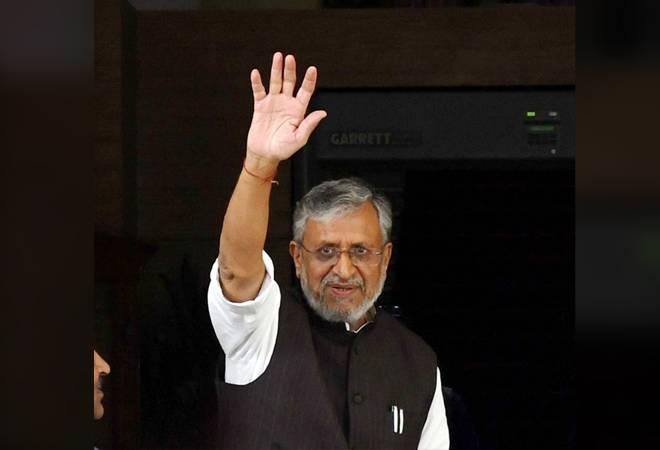 Bihar Deputy CM Sushil Kumar Modi tests positive for coronavirus, admitted to AIIMS Patna