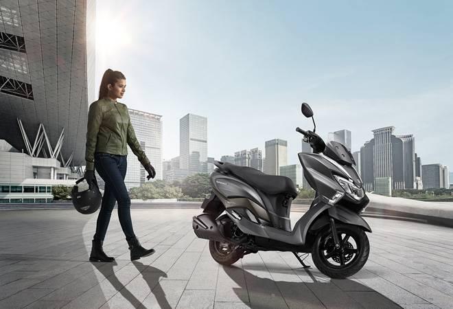 Suzuki Motorcycle India sales up 12.57% in April