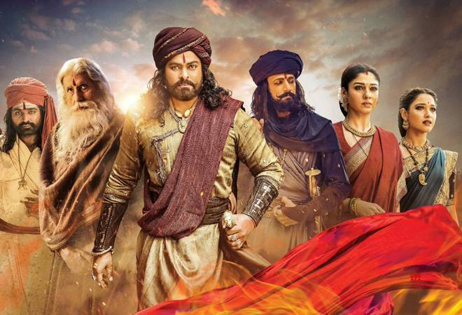 Sye Raa Narasimha Reddy Box Office Collection Day 3: Chiranjeevi's magic helps film make Rs 100 crore