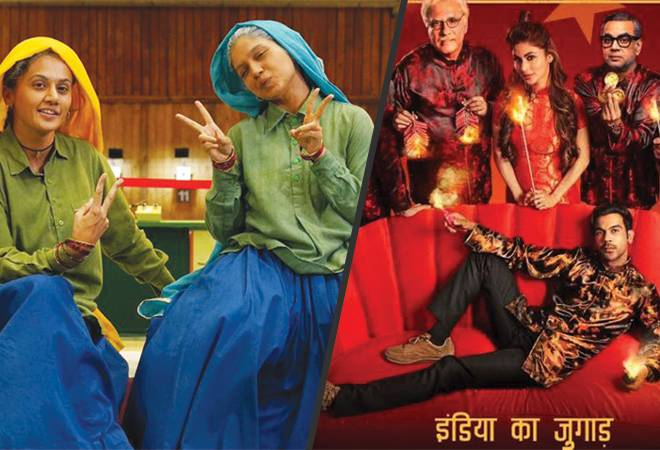 Saand Ki Aankh, Made In China Box Office Collection Day 5: Taapsee, Rajkummar's films off to a slow but steady start