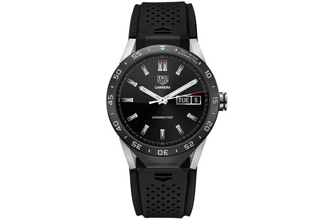Tag Heuer, tech firms unveil $1,500 luxury watch