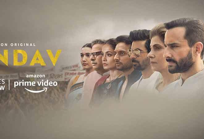 Tandav controversy: Allahabad HC rejects anticipatory bail plea of Amazon Prime Video India head