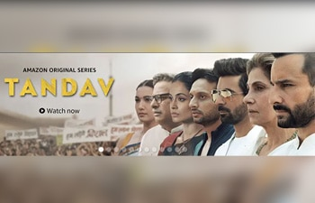 Another FIR against makers, artists of Amazon Prime's 'Tandav' web series in UP