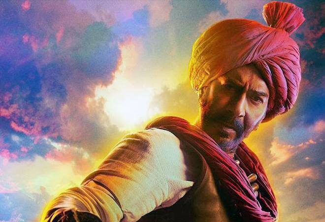 Tanhaji The Unsung Warrior Box Office Collection Day 7: Ajay Devgn's film earns around Rs 116 crore