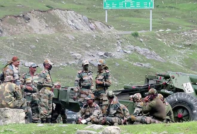 India-China border tension: Both sides position tanks within firing distance at Pangong Tso