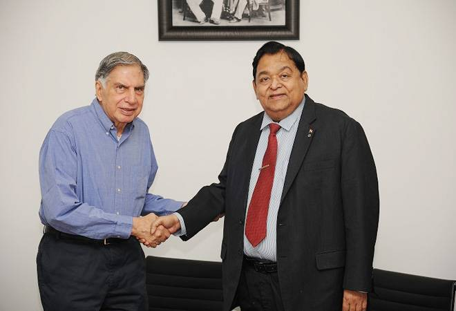 L&T's AM Naik joins hands with Tatas to set up cancer hospital