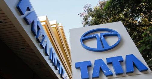 Tata Motors India net more than triples on strong sales