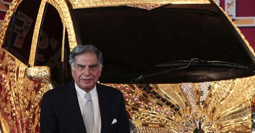 Nano relaunch on anvil, says Ratan Tata