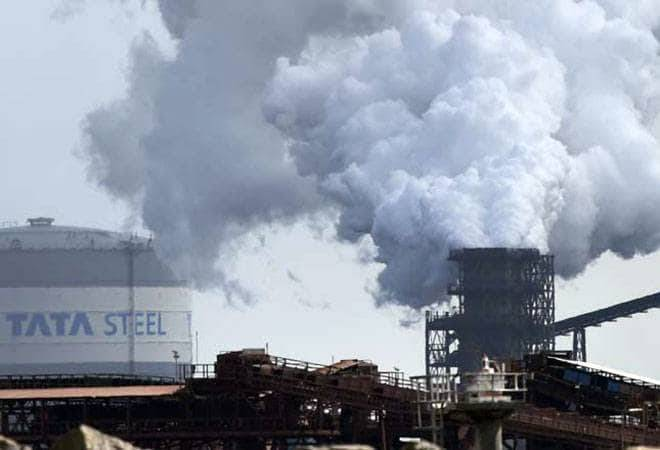 Tata Steel shares zoom 7 pc after Q4 result