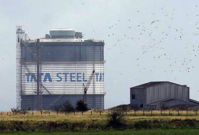 Tata Steel may be nearing a sell-off deal on UK plant