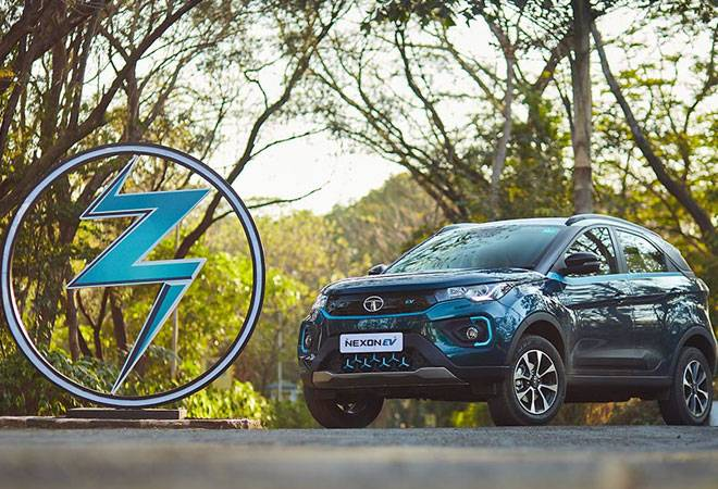 Tata Nexon EV launched at starting price of Rs 14 lakh; can charge from zero to 80% in 1 hour
